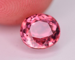 Incredible Quality 1.85 Ct Natural Pink Tourmaline. RH