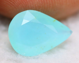 Paraiba Opal 1.82Ct Natural Top Seaform Paraiba Blue Opal BN64