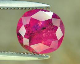 Top Clarity & Color 1.60 ct Rarest Pink Corundum Sapphire~SB