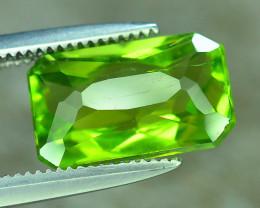 AAA Color 3.10 ct Peridot ~ Pakistan