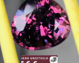 GGA-4.23 CT - SPINEL-PERFECT SIZE FOR JEWELLERY- VERY CLEAN- MASTER CUT