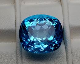 19.75Crt Blue Topaz  Natural Gemstones JI71
