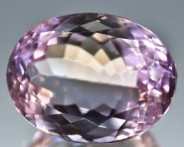 17.54 Crt Natural Ametrine Faceted Gemstone.( AB 13)