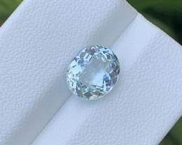 2.20 Carats Aquamarine Gemstones