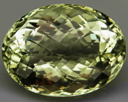 41.90 Ct. Top Quality Natural Green Amethyst Brazil Unheated