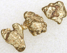 1.83CTS ALASKAN MONTANA CREEK GOLD NUGGET TBG-3315