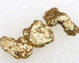 1.85 CTS ALASKAN MONTANA CREEK GOLD NUGGET TBG-3318