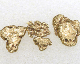 1.20 CTS ALASKAN MONTANA CREEK GOLD NUGGET TBG-3319