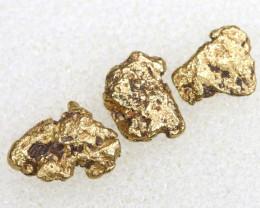 1.72 CTS ALASKAN MONTANA CREEK GOLD NUGGET TBG-3322