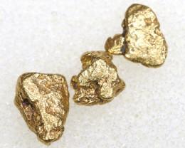 1.84CTS ALASKAN MONTANA CREEK GOLD NUGGET TBG-3323