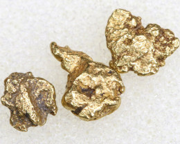 1.75 CTS ALASKAN MONTANA CREEK GOLD NUGGET TBG-3325