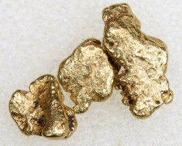 2.10 CTS ALASKAN MONTANA CREEK GOLD NUGGET TBG-3329