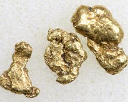 1.87 CTS ALASKAN MONTANA CREEK GOLD NUGGET TBG-3330