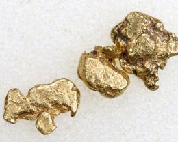 2.70 CTS ALASKAN MONTANA CREEK GOLD NUGGET TBG-3332