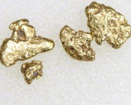 2.27 CTS ALASKAN MONTANA CREEK GOLD NUGGET TBG-3337