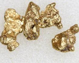 2.32CTS ALASKAN MONTANA CREEK GOLD NUGGET TBG-3342