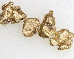 2.50 CTS ALASKAN MONTANA CREEK GOLD NUGGET TBG-3346