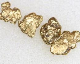 2.27 CTS ALASKAN MONTANA CREEK GOLD NUGGET TBG-3347