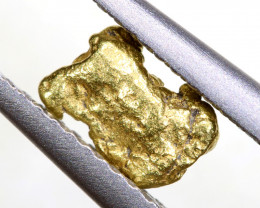 2.06 CTS ALASKAN MONTANA CREEK GOLD NUGGET TBG-3355