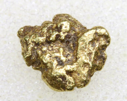 0.87 CTS ALASKAN MONTANA CREEK GOLD NUGGET TBG-3363