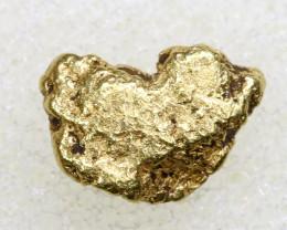 1.15 CTS ALASKAN MONTANA CREEK GOLD NUGGET TBG-3364