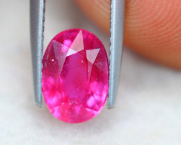 2.65Ct Pinky Ruby Oval Cut Lot B1117