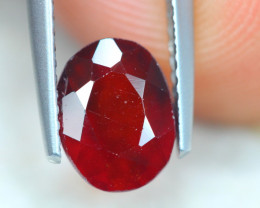 2.37ct Natural Hessonite Garnet Oval Cut Lot V5167