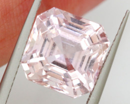 7.40 CTS- KUNZITE FACETED GEMSTONE  TBM-2147