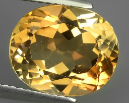 6.45 CTS SUPERIOR! CHAMPION TOPAZ GENUINE OVAL