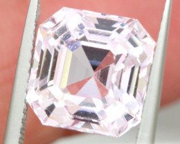 7.12 CTS- KUNZITE FACETED GEMSTONE  TBM-2150