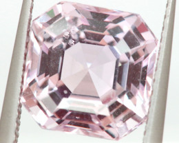 5.03 CTS- KUNZITE FACETED GEMSTONE  TBM-2151