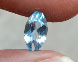 BLUE TOPAZ GENUINE GEMSTONE Natural VA4794
