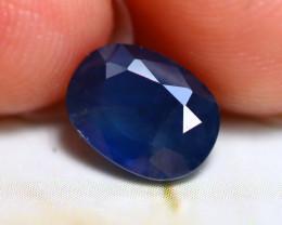 Blue Sapphire 1.49Ct Natural Blue Sapphire D1630