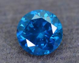 AAA Grade 0.94 ct Blue Diamond SKU-19