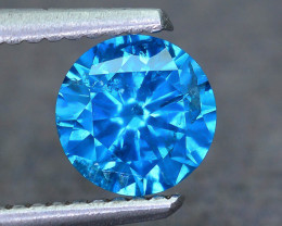 AAA Grade 1.04 ct Blue Diamond SKU-19