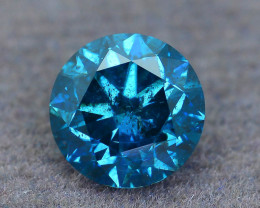 AAA Grade 1.05 ct Blue Diamond SKU-19