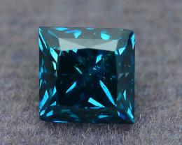 AAA Grade 0.98 ct Blue Diamond SKU-19