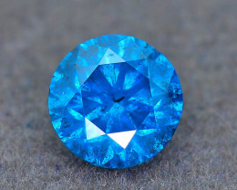 AAA Grade 0.89 ct Blue Diamond SKU-19