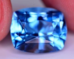 Stunning 13 Ct Natural Blue Topaz Gemstone