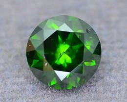 AAA Grade 1.01 ct Green Diamond SKU-19