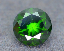 AAA Grade 0.99 ct Green Diamond SKU-19