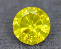 AAA Grade 1.0 ct Yellow Diamond SKU-19