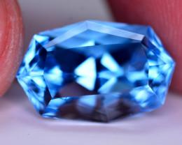 Stunning  15.60 Ct Natural Blue Topaz Gemstone
