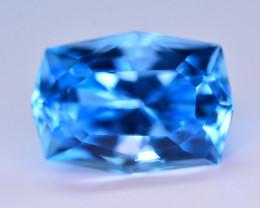 Stunning 14.80 Ct Natural Blue Topaz Gemstone