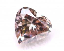Argyle Pink Diamond 2.50mm Genuine VS2 Australian Pink Diamond A1620