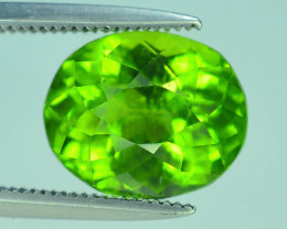 AAA Color 4.70 ct Himalayan Range Peridot ~ Pakistan