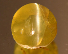 1.88Ct Natural Chrysoberyl Cat's eye Oval Sri Lanka