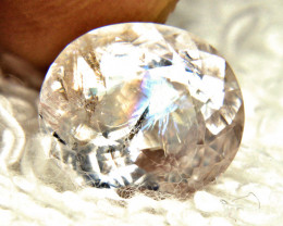 5.34 Carat Fancy African Morganite - Superb