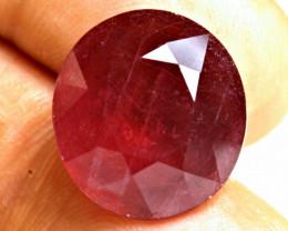 22.58 Carat Fiery Ruby - Gorgeous
