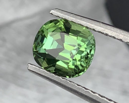 Afghanistan Rare Quality Eye Clean Top Green Natural Tourmaline 2.60Cts